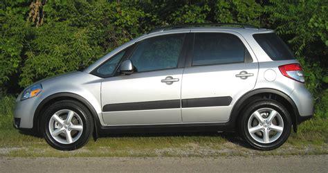 Suzuki Sx4 Specs 2008 2008 Suzuki Sx4 Pictures Cargurus