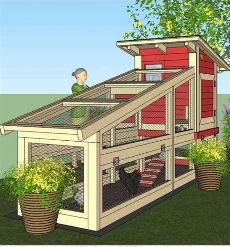 Top 10 Simple Cheap And Easy Chicken Coop Plans For Best Chicken Coop Design Backyard Chickens