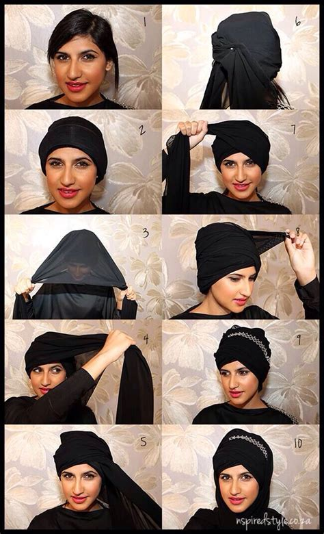 tutorial layering turban style 34 best images about hijab tying on pinterest