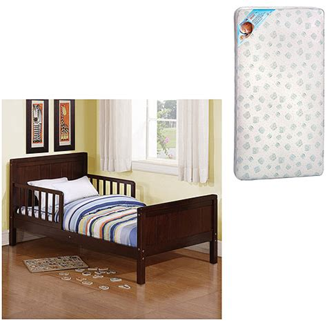 walmart toddler bed mattress baby relax nantucket toddler bed with mattress your