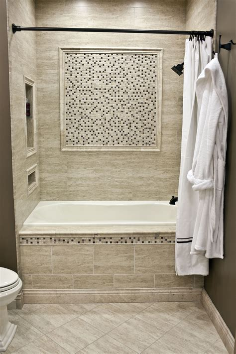 bathroom mosaic ceramic wall tile mixed with a stone and glass mixed