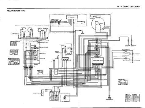 honda bf50 outboard wiring diagram efcaviation