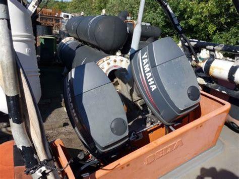 rib 60 pk watersport en boten rib 6 mtr ex rescue met 2x yamaha 60