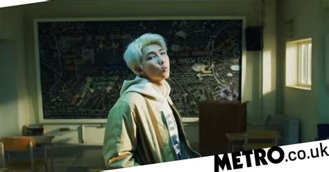 bts persona trailer rm takes centre stage  mv