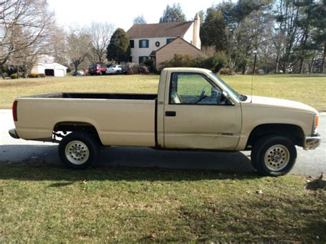 old car repair manuals 1995 chevrolet 1500 parental controls 1989 k1500 cheyenne manual for sale chevrolet c k pickup 1500 1989 for sale in west chester