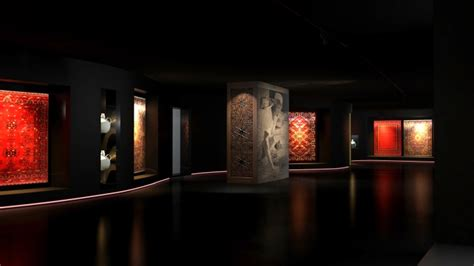 carpet museum  ddesign doha quatar