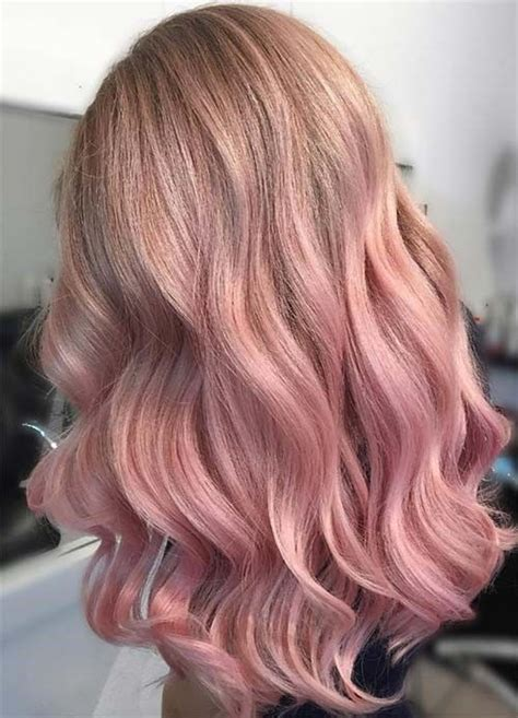 change hair color online for more convenience tips ideas advices rose gold hair rose gold hair colors rose gold hair dye