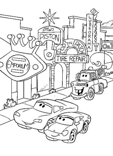 coloring pictures of disney pixar cars disney pixar cars colouring pages page 3 az coloring pages