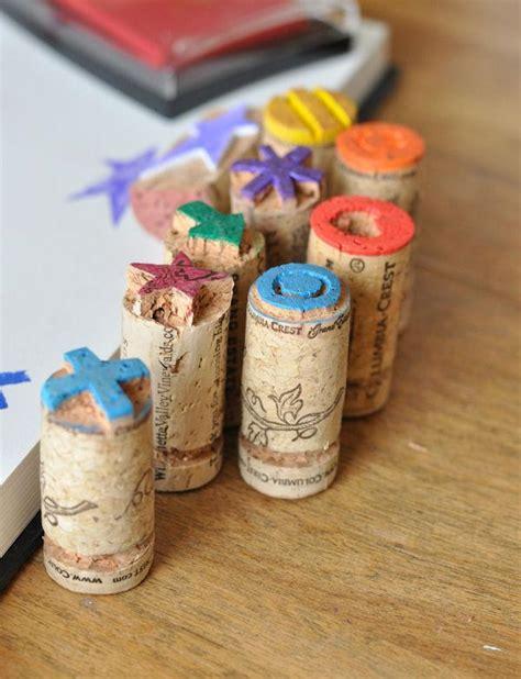 wine cork crafts  kids dish allrecipes