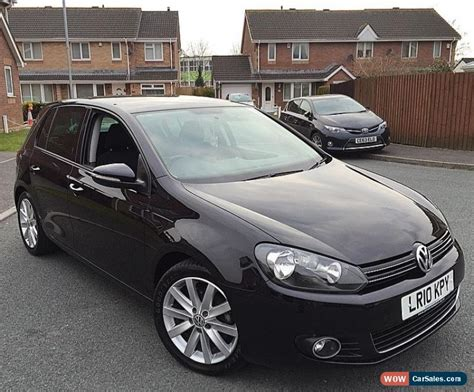 Volkswagen Tdi For Sale by 2010 Volkswagen Golf Gt Tdi 140 For Sale In United Kingdom