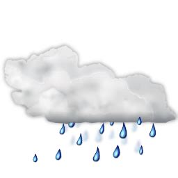 Showers Weather by Status Weather Showers Scattered Icon Oxygen Iconset