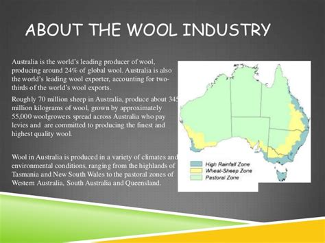 Pink Apologises To Aussie Wool Industry by Topics In The Wool Industry By Camden High School