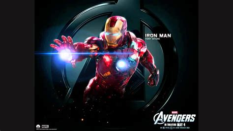 gmail themes avengers the avengers iron man entrance theme hq youtube