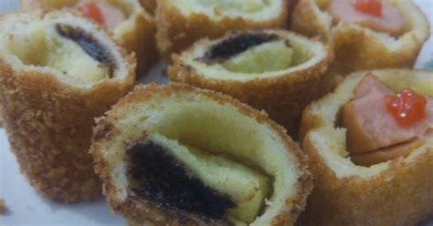 resep sederhana membuat es krim goreng roti tawar yang 25 resep roti tawar goreng coklat rumahan yang enak dan