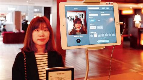 face recognition technology  air travel