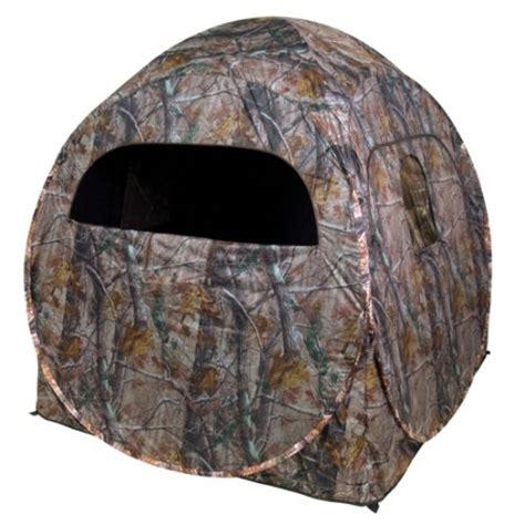 hunter terra spring steel hunting ground blind deer hunting deals ameristep g2 ground blind gander mountain hunting