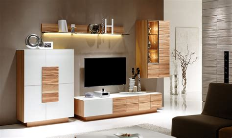 voglauer möbel wohnzimmer naturholz wohnw 228 nde f 252 r das wohnzimmer voglauer m 246 bel