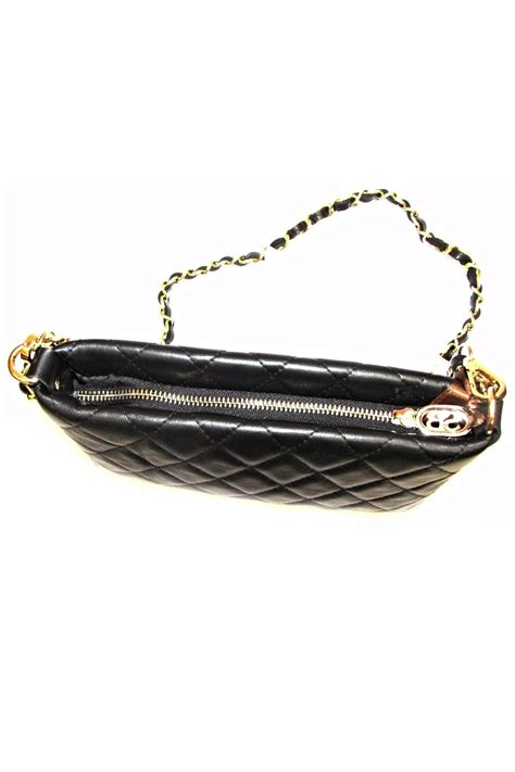 Leather Quilted Purse by Burglar Leather Quilted Purse From Vancouver By