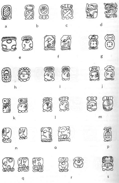 simbolos calendario imagui