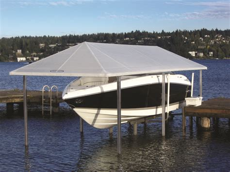 boat lift canopy for sale sunstream boat lifts 187 sunlift the original freestanding