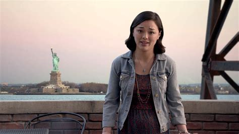 asian american actress liberty mutual liberty mutual insurance tv commercial better car
