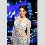 Alejandra Espinoza En Nuestra Belleza Latina 2017 | 409 x 611 jpeg 51kB
