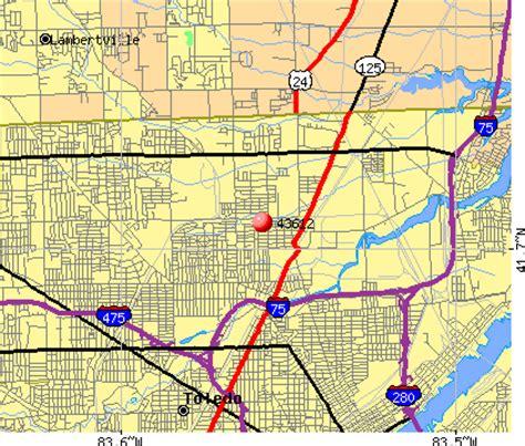 zip code map toledo ohio 43612 zip code toledo ohio profile homes apartments