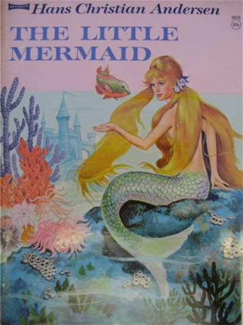A Story Original - todaysgold the mermaid cover
