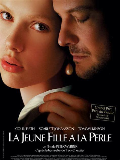 libro la jeune fille et affiche du film la jeune fille 224 la perle affiche 1 sur 1 allocin 233