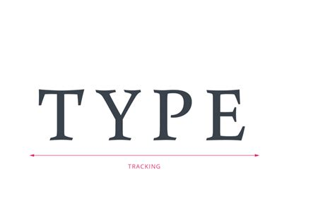 typography tracking typography in ui guide for beginners tubik studio