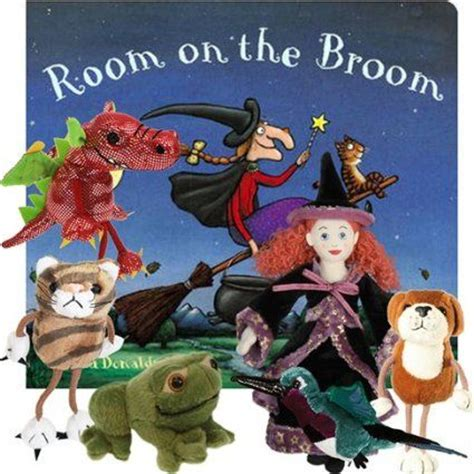 room on the broom book room on a broom book with puppets book room on the broom puppets and book