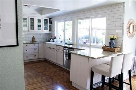 green countertops rustic farmhouse kitchens fixer kitchen before after kitchen ideas
