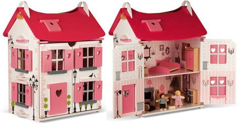 janod dolls house wooden toys get a modern makeover from janod