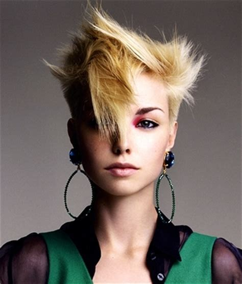 hairstyle punk skater cut 1980s