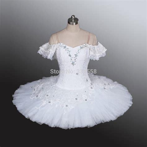 Swan Flower Tutu aliexpress buy white ballet tutu ballet tutu