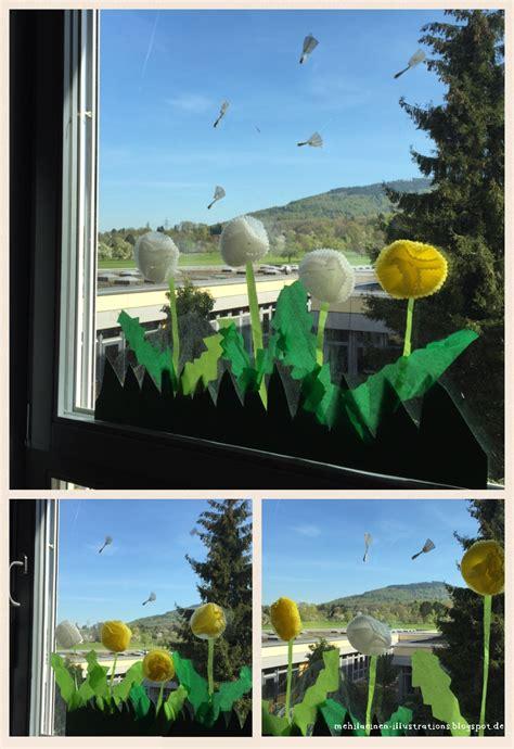 Fensterdekoration Weihnachten Schule by Mehil 228 Inen Fr 252 Hlingshafte Fensterdeko Schule Kunst