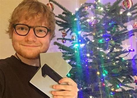 ed sheeran perfect beat ed sheeran secures christmas number 1 with perfect daily