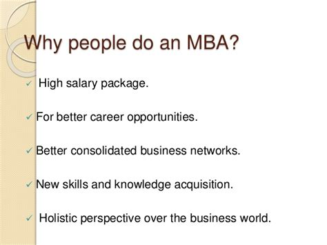 Basic Knowledge Of Mba by Unemployment Risk Associated With Mba