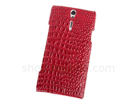 Clearance Sale Back Door Back Cover Asus Zenfone 5 sony xperia s crocodile leather back