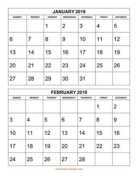 printable  calendar  months  page printable