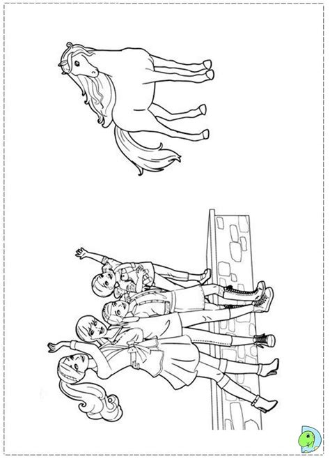 coloring pages of barbie and her sisters barbie and her sisters coloring pages coloring pages