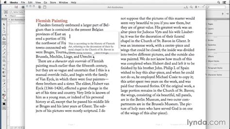 format footnote indesign indesign secrets video creating pop up footnotes in