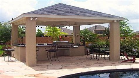 covered outdoor kitchen designs covered porch furniture outdoor kitchen designs with