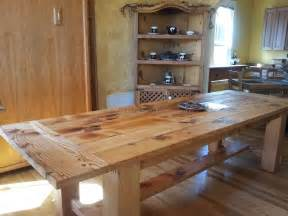 rustic dining room table plans best dining room