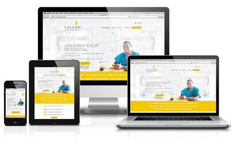 responsive website layout web design agency in dallas tx responsive web design
