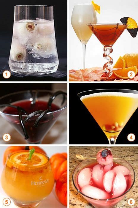 cocktails ideas creepy cocktails for the holidays