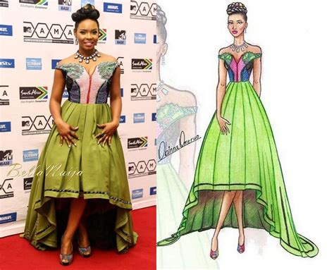 Fab Read Fashion Illustrations By Fashion Designers by The Fab 5 Fashion Illustrator Obinna Omeruo Sketches