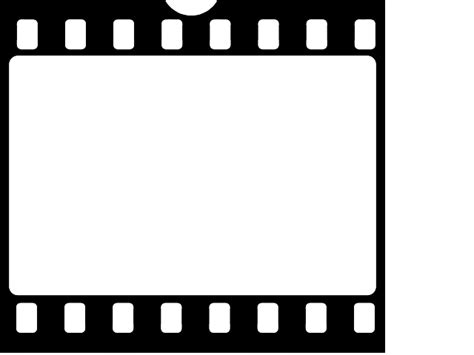 filmstrip template clip cliparts co
