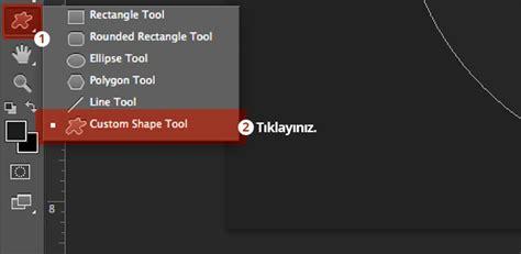 photoshop pattern nasil yüklenir photoshop a shape setleri nasıl y 252 klenir gen 231 grafiker