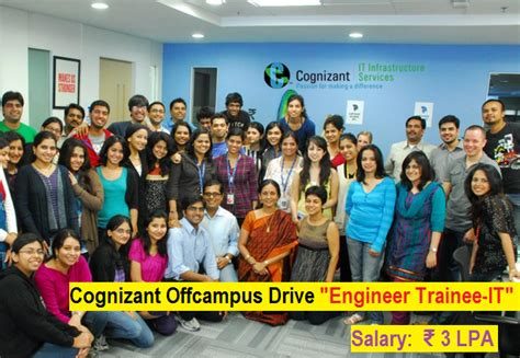Mba While Working In Cognizant by Cognizant Urgent Openings For Fresher Graduates In
